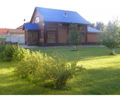 Дом 191 м² на участке 44 сот.