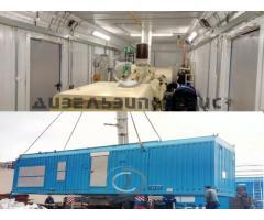 Модернизация и восстановление дизельных электростанций
