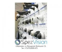 Услуги монтажа систем видеонаблюдения в Воронеже