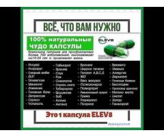 Клеточное питание ELEV8. Продукты здоровья bepic